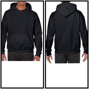Gildan | Heavy Fleece Hooded Sweatshirt | L